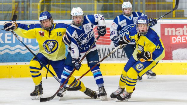 Dorostencům končí sezona, ve druhém čtvrtfinále v Brně utrpěli vysokou porážku