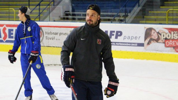 Mladí Zubři mají za sebou MEO kemp, tréninky na ledě jim zpestřil Martin Zaťovič