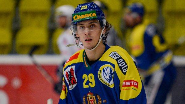 Přerovský odchovanec se smlouvou v NHL! Karel Plášek mladší podepsal s Vancouverem