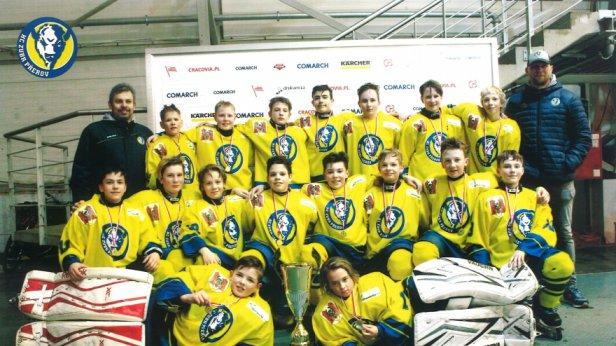 Další úspěchy mladých Zubrů. Z Krakova mají zlato, na Oravě a v Bohumíně brali bronz