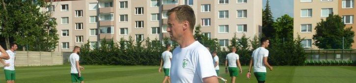Začala letná príprava, staronovým hlavným trénerom Jozef Kostelník