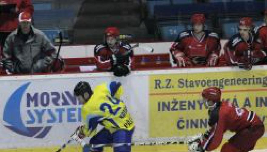 Třetí derby s Prostějovem skončilo úspěchem Zubrů!