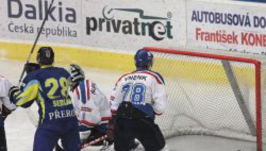 Po dvou zápasech výhra, Přerov doma zdolal Karvinou