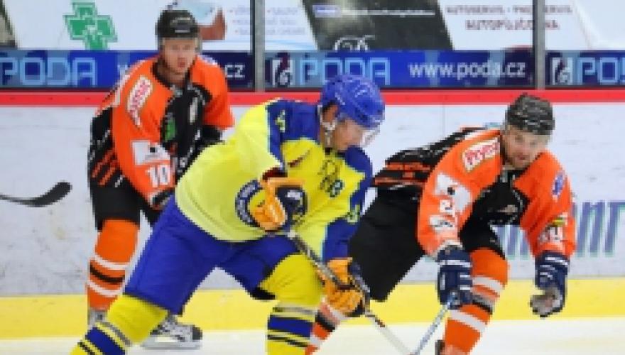 Ve druhém utkání na turnaji Zubři neuspěli, soupeři z Jastrzebie podlehli o dva góly