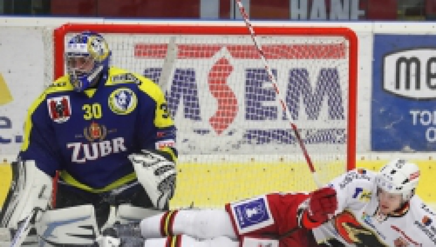 První derby sezóny patřilo Prostějovu, tým Zubrů ve vyprodané MEO Aréně prohrál
