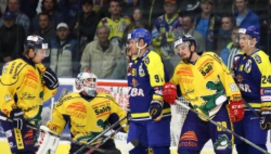 Zubři potřetí v sezóně zdolali Šumperk, bod navíc v prodloužení trefil Jakub Ferenc