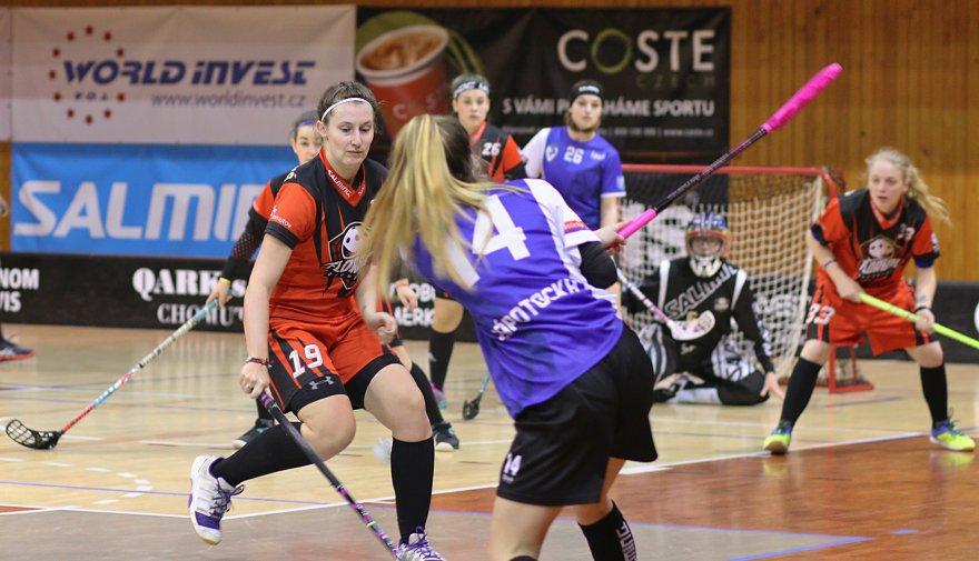 Začíná play-off! V osmifinále nastoupí ženy proti vítězkám základní části