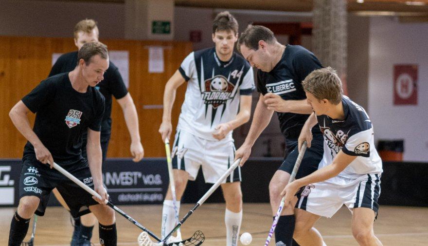 Přípravná utkání: Florbalisté Chomutova nestačili na Liberec i Českou Lípu