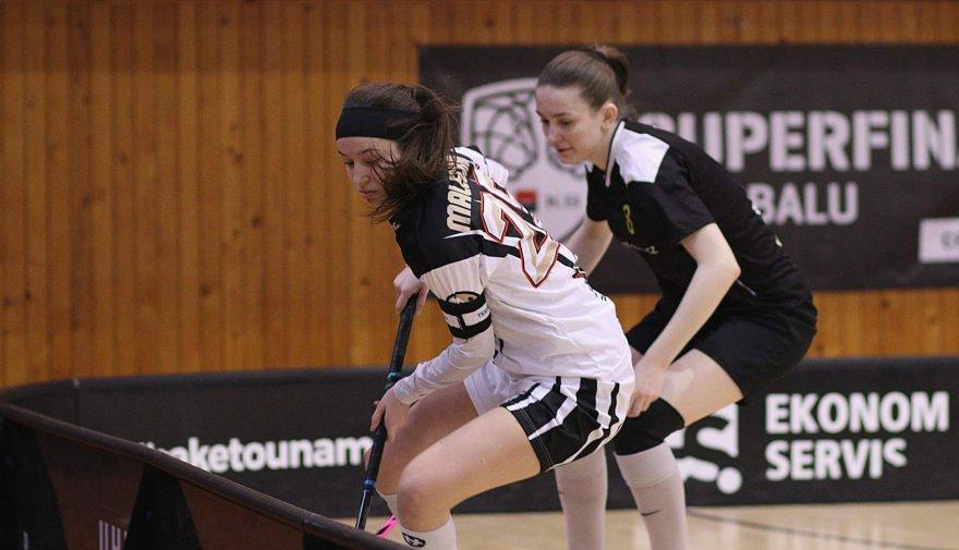 Ženy v napínavém duelu přetlačily Týn a udělaly důležitý krok do play-off