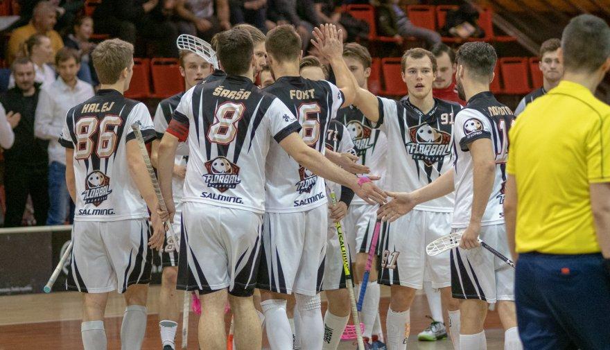 Chomutov svede bitvu s pražským Black Angels ve druhém pohárovém utkání
