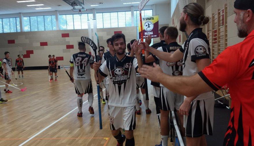 Florbalisté Chomutova obsadili na turnaji v Kutné Hoře druhé místo