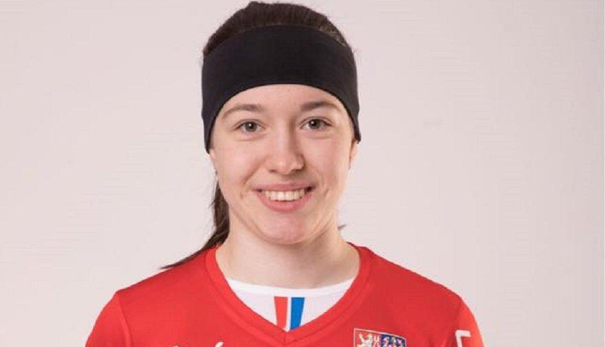 Medailistka z mistrovství světa juniorek Petra Malecká se vrací do Chomutova!