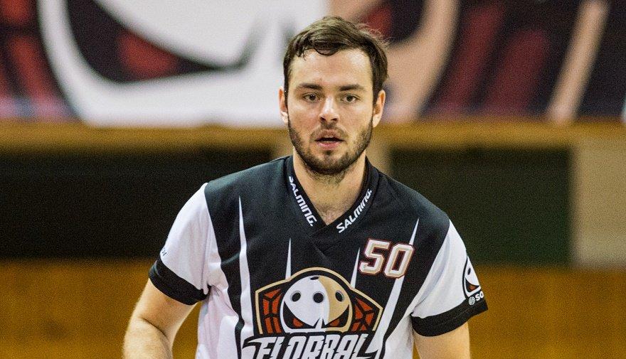 Petr Pastor nastupuje na novou pozici sportovního manažera Florbal Chomutov