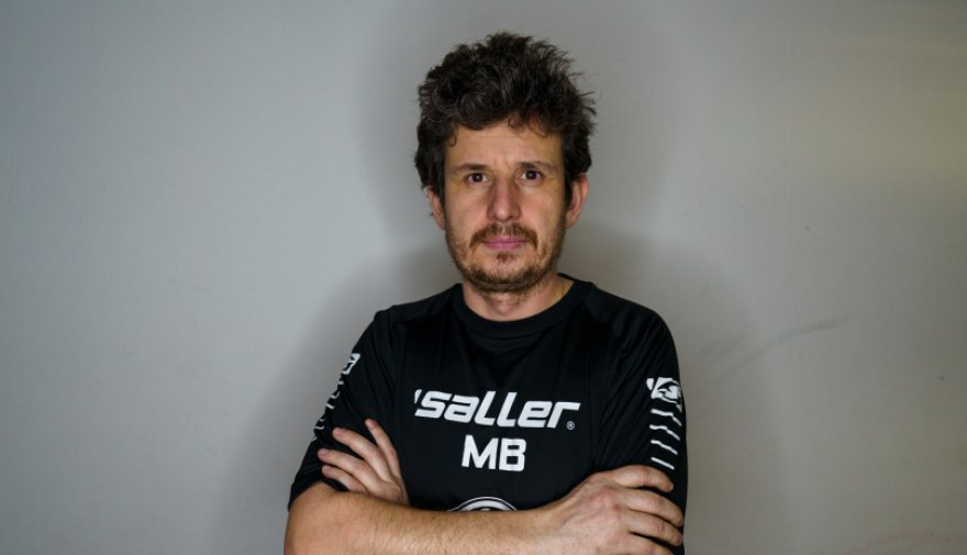 """""""Trénování je pro mě odpočinek od práce,"""" říká Michal Bělohlávek"""