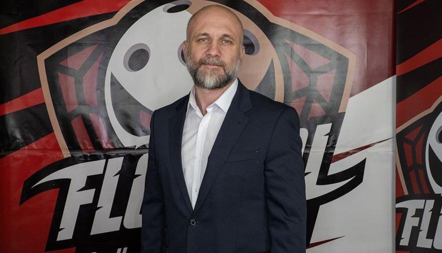 Na pozici sportovního manažera Florbal Chomutov nastupuje Martin Hýsek
