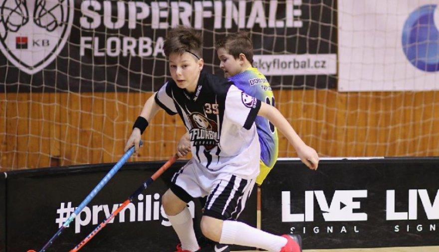 Dorostenci B v obou zápasech zvítězili, mladší žáci odehráli přebor i ligu
