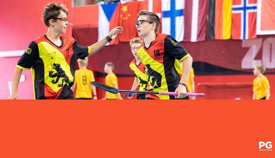 Prague Games 2020 jsou tady! Chomutov posílá do boje pět družstev!