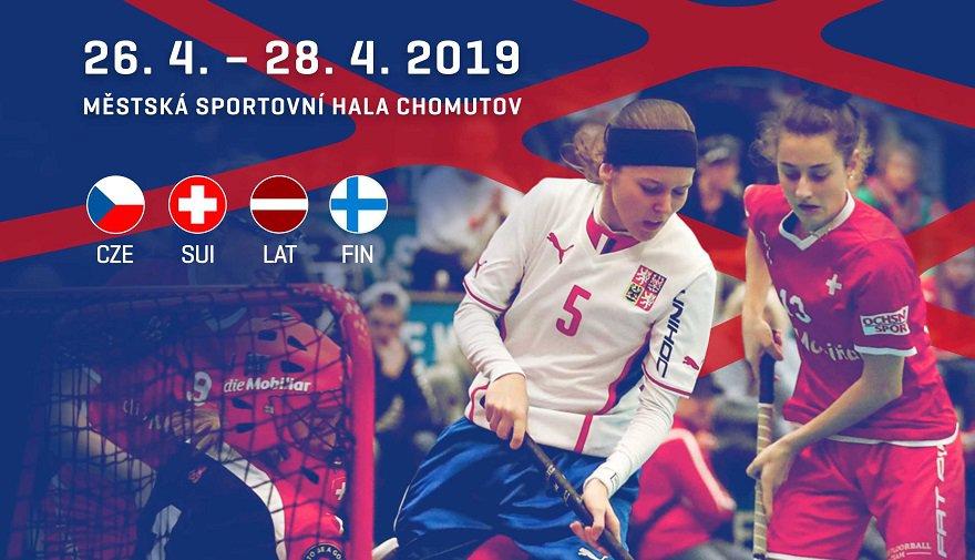 Reprezentační týden v Chomutově je tady! Přinášíme úplný rozpis zápasů!