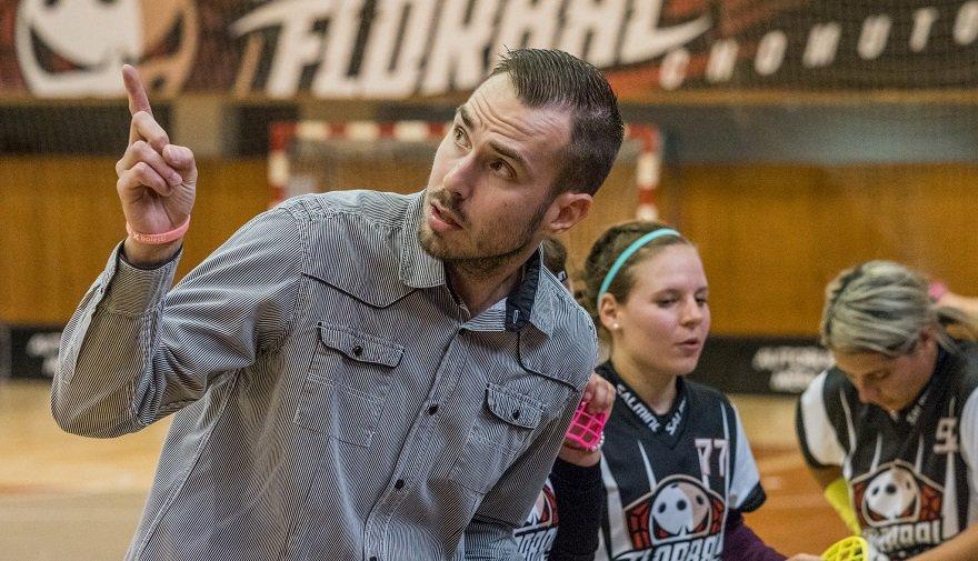 David Tauš po třech letech končí u ženského týmu, nahradí ho Jakub Novák
