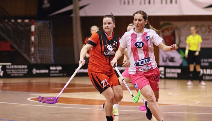 Ženy získaly výhrou 4:1 nad Českou Lípou další tři body do tabulky