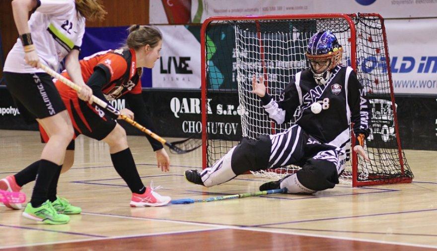 Ženy přivezli z jižních Čech dva body, ty získaly proti Rudým Dračicím z Týna