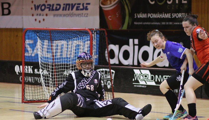 Chomutovské ženy půjdou do letošního play-off ze třetího místa!