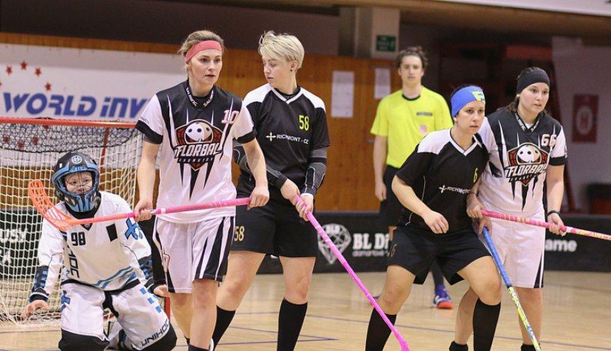 Ženským soupeřem do play-off se stal tým Rudých Dračic z Týna