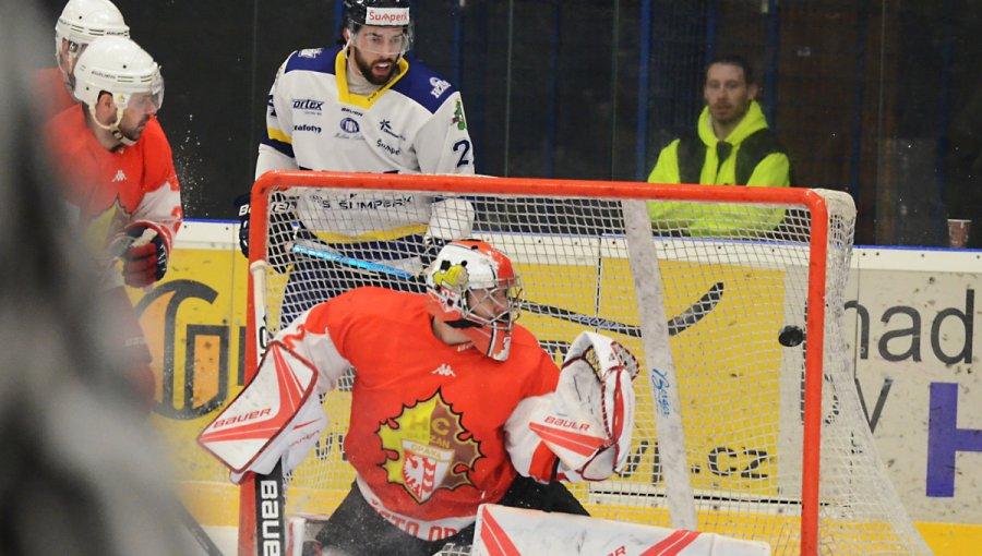 Návrat na svůj led, Draci přivítají další tým usilující o 2. místo - HC Slezan Opava