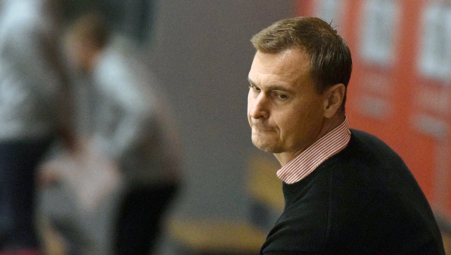 Hráči si během turnaje v Porubě sáhli až na dno, ví trenér MARTIN JANEČEK