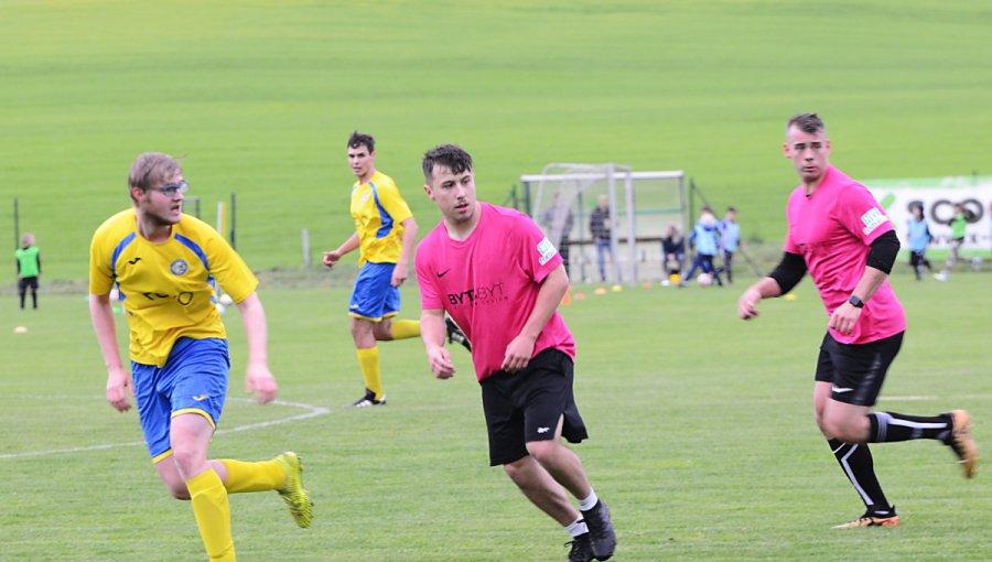 Draci ve fotbale porazili Jiskru
