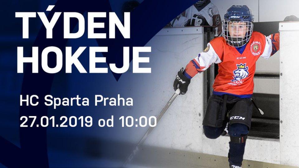 ba73f9e58 HC Sparta Praha » Sparťanský nábor v rámci akce Týden hokeje