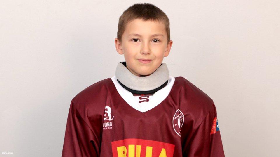 Max Vohralík #0